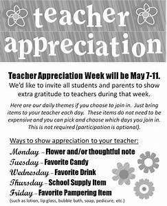 Strong Armor: Teacher Appreciation - Daily Themed Gifts ...
