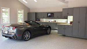 garage interior design ideas consider designs best With 4 garage shelving ideas you havent thought about