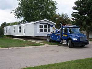 Transporting A Mobile Home  Find The Right Mobile Home