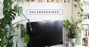 Pflanzen An Der Wand : magnoliaelectric holzboxen an der wand interior ~ Articles-book.com Haus und Dekorationen