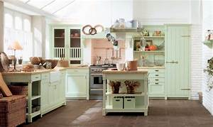 minacciolo country kitchens with italian style With charming meuble cuisine style campagne 7 ilot central cuisine en bois uzes