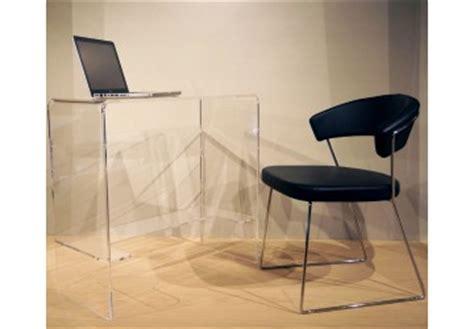 bureau plexiglas bureaux transparents et meubles plexiglas informatiques
