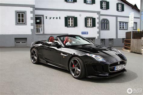 Jaguar F Type S Convertible by Jaguar F Type S V8 Convertible 12 January 2018 Autogespot