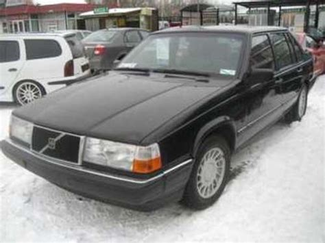 manual repair autos 1994 volvo 960 security system 1994 volvo 960 service repair manual download download manua