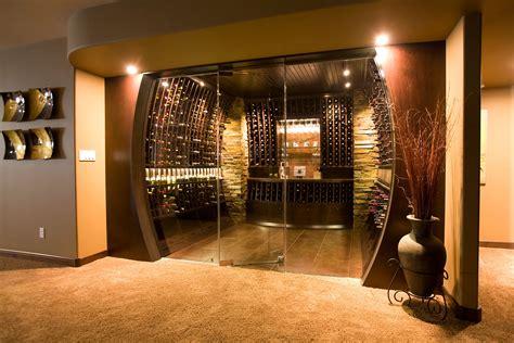 custom wine cellars genuwine cellars