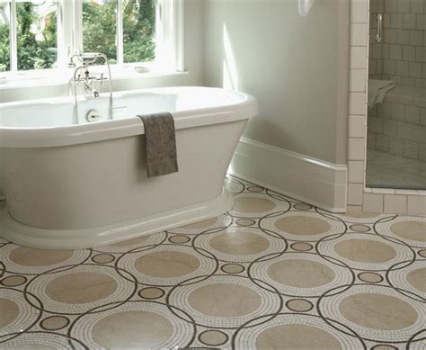 Bathroom Flooring : Beautiful And Unique Bathroom Flooring Ideas