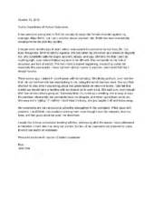 Write a Letter of plaint to Human Resources