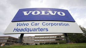 volvo ceo laments swedens high crime rate  company