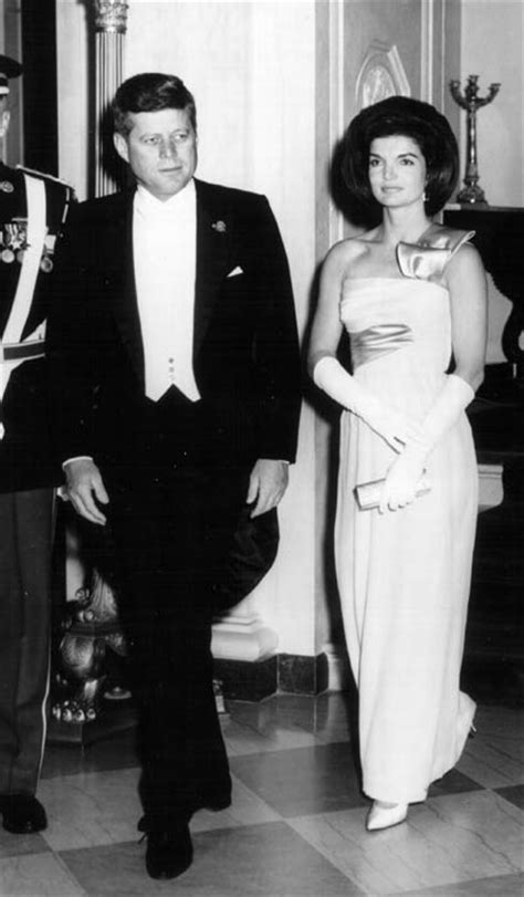 jackie kennedy grew stronger  john  kennedys