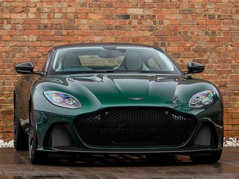 Martin Specs by 2018 Used Aston Martin Dbs Superleggera V12