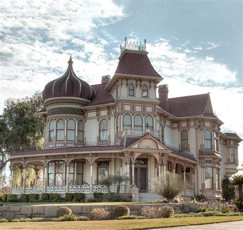 Beautiful Victorian Home In California  The Meta Picture