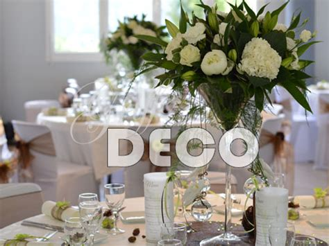deco salle mariage nature mariage th 232 me nature chic