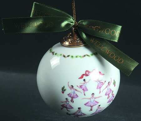 wedgwood 12 days of christmas ornaments wedgwood 12 days of ornament nine ninth in series 5ive dollar market