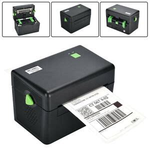 direct thermal label printer barcode shipping label