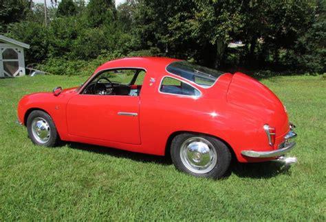 Fiat Abarth For Sale by 1959 Fiat Abarth 750 Record Monza Gt Zagato For Sale