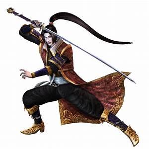 My Top 10 Favorite (Male) Samurai Warriors Characters ...