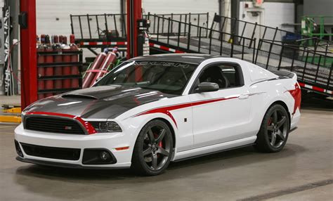 Roush Stage 3 Mustang by Custom Made 2014 Roush Ford Mustang Stage 3 Still