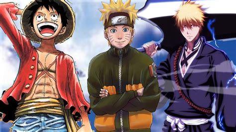 Best Time Skip Start? Naruto One Piece Or Bleach?