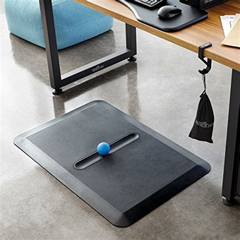 desk floor mat varidesk standing desk anti fatigue comfort floor mat