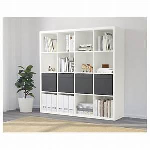 Tischdecke Weiß Ikea : kallax regal mit 4 eins tzen wei ikea ~ Watch28wear.com Haus und Dekorationen