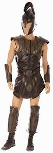 """Brad Pitt complete """"Achilles"""" costume created for Troy."""
