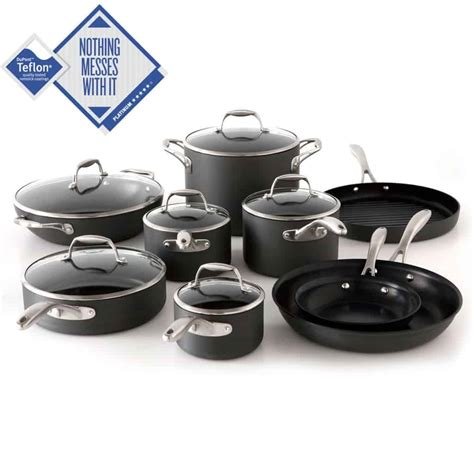 cookware tramontina healthiest healthy brand piece anodized safest hard