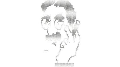 le lettere di groucho marx ascii l incredibile arte digitale passato wired