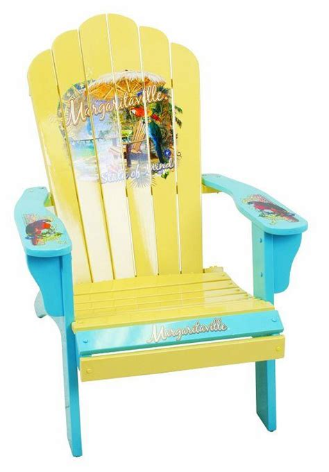 margaritaville adirondack chairs ebay margaritaville painted state of mind adirondack chair ebay