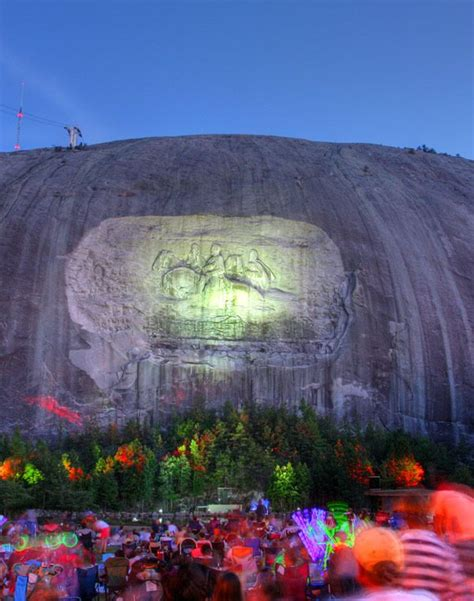 Stone Mountain Atlanta Georgia