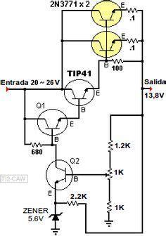 regulador de voltaje 20 erios tecnologia electr 243 nica regulador de voltaje y dise 241 o