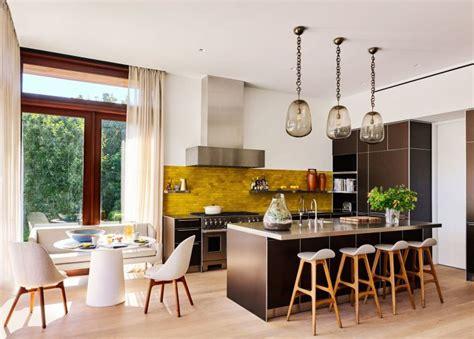 exemple de cuisine moderne modèle de cuisine moderne 34 intérieurs qui nous inspirent
