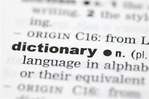 Definition Of Dictionary Allswaggacom