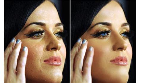 16 de celebridades antes e depois do photoshop