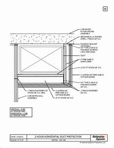2 hour fire rated floor ceiling assembly thefloorsco With 2 hour floor ceiling assembly