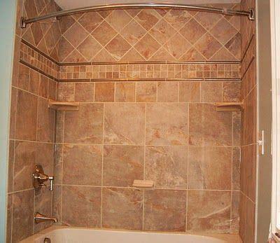 tile tub surround ideas  pinterest bath tub