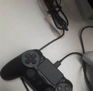 First Close Up Image Of Playstation 5 Controller Leaks