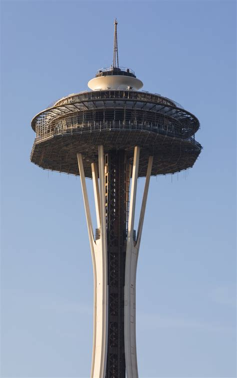 revamping space needle   building  ship