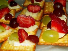 Finger Food Snack Ideas for Parties