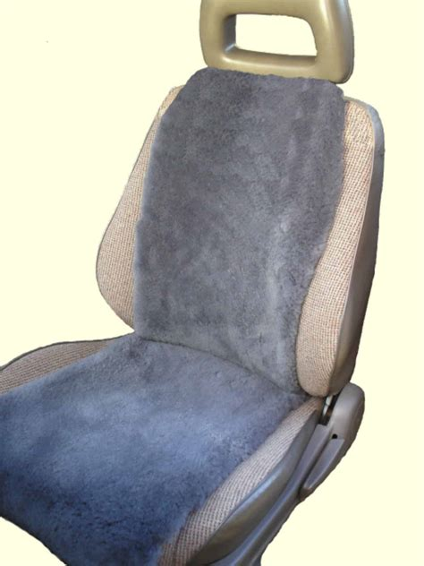 review  sheepskin seat covers car costco pad
