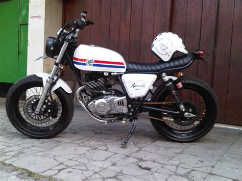 Modification Motor 250 by Modif Japstyle Thunder 250 Modifikasi Motor Japstyle Terbaru
