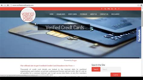 Our experts found the best credit card offers for you! Fake Credit Card Numbers Genuine Info REALLY WORKS - YouTube