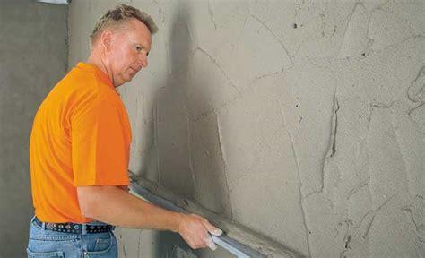 Selber Eine Wand Verputzen by Wand Verputzen W 228 Nde Verputzen Streichen Bild 14