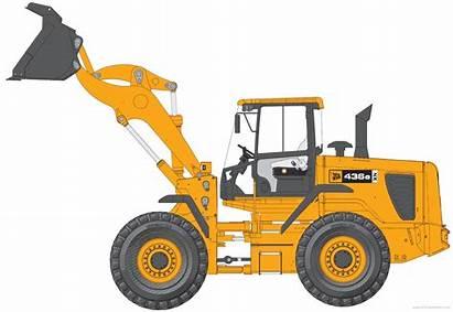 Clipart Jcb Construction Equipment Tractor Truck Dump