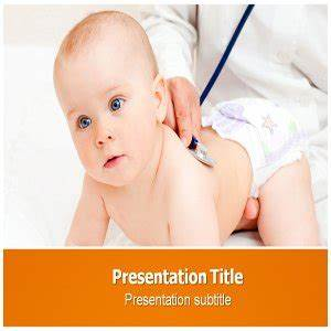 amazoncom pediatric powerpoint template pediatric With pediatric powerpoint templates free download