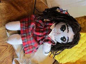 sock doll how to make a rag dolls a person plushie