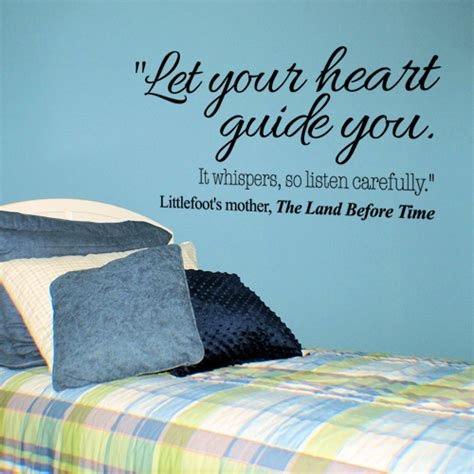 land  time quote wall decal trading phrases