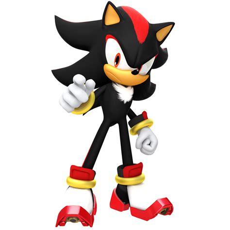 Shadow the Hedgehog Render