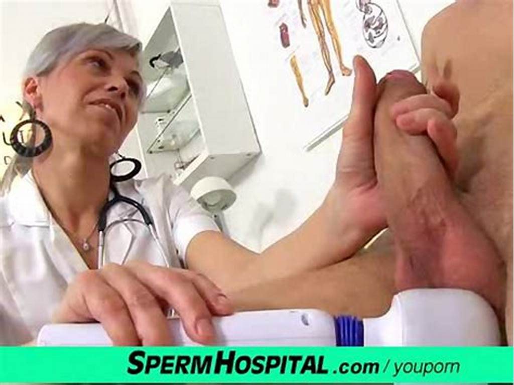 #Slim #Czech #Milf #Doctor #Beate #Wanking #Young #Stiff #Cock