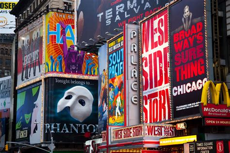 Broadway Background Wallpaper Db Broadway Background