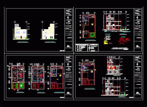 story house  garden  dwg full plan  autocad designs cad